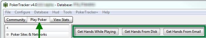 Auto Import Hands Poker Tracker 4