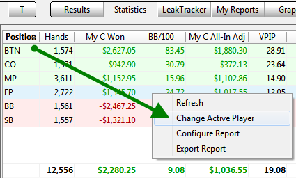 Active Player Poker Tracker 4